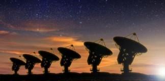 radiotelescopios Shutterstock